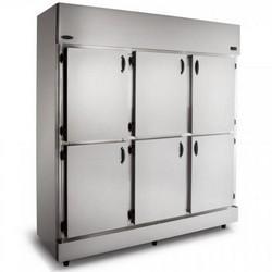 Refrigerador 4 portas inox